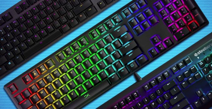Best Gaming Keyboard And Mouse 2021